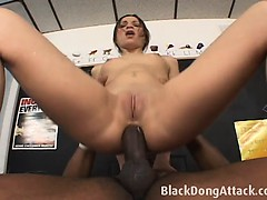 Amber Rayne get fucked by a...